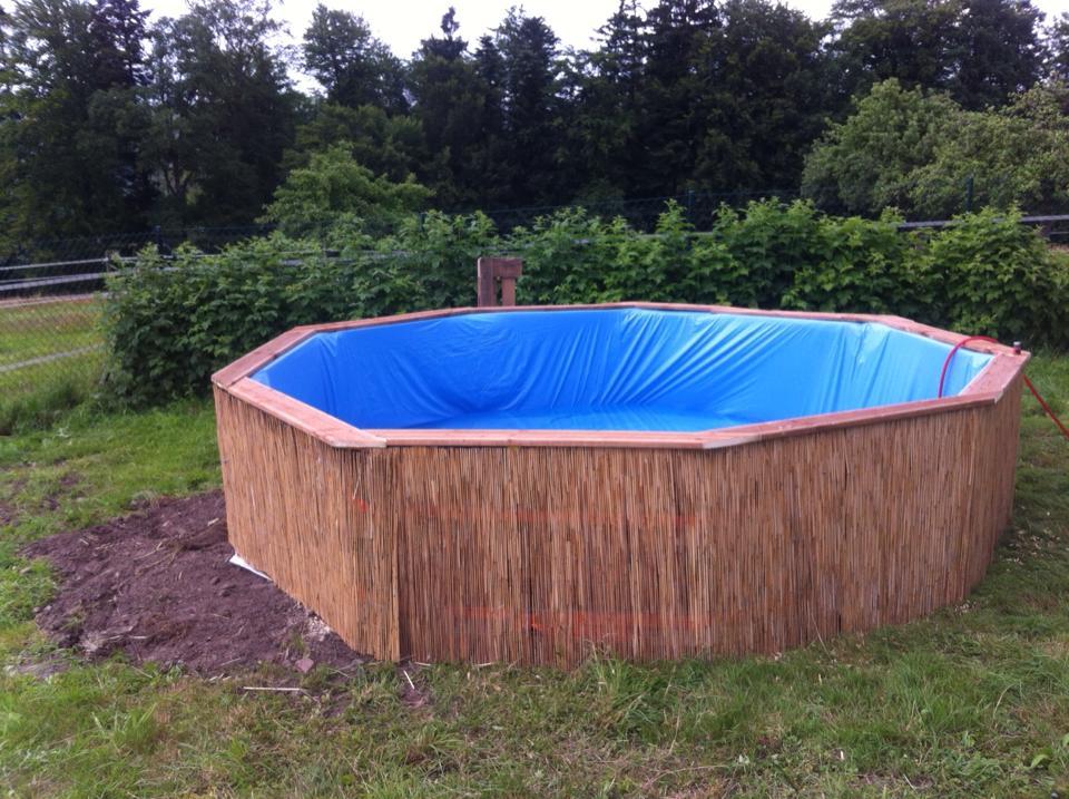 piscine DIY